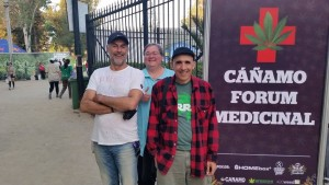 Paul Stanford at the Canamo Forum Medicinal