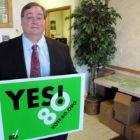 Paul Stanford author of Oregon's measure 80 which would tax and regulate marijuana